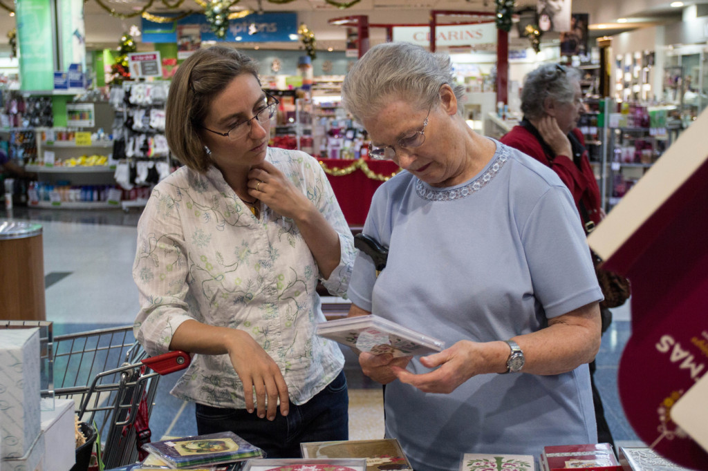 Social Support services include Volunteer Shopping Support - The Junction Neighbourhood Centre Aged & Disability Services