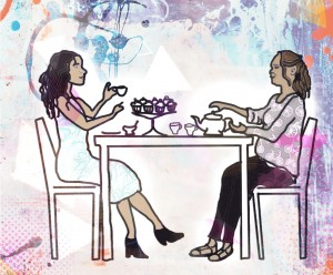 Cafe Tuesdays offers Aboriginal and Torres Strait Islander women the opportunity to reconnect with supports and services to make the changes they dream of, a reality.