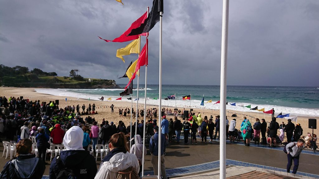 photo of Koojay Corroboree at Coogee Beach, 1 June 2018