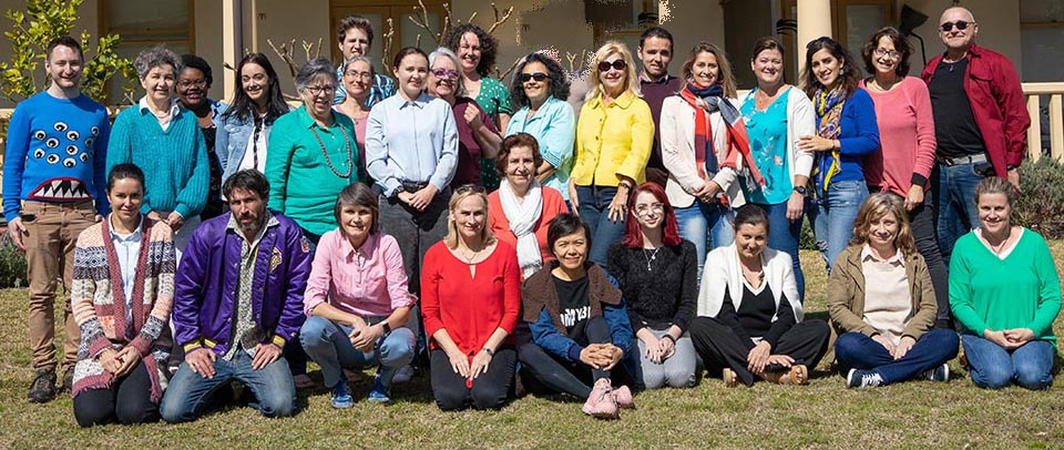 photo of JNC staff, all doing the best for our community's wellbeing