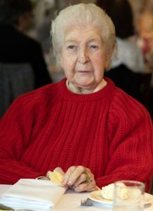 photo of Betty Ray, Story 13 in the JNC 45 years 45 stories series